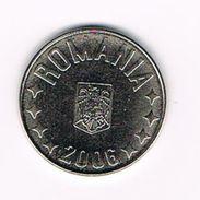 ) ROEMENIE  10 BANI  2006 - Roumanie