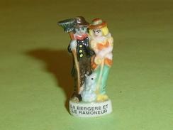 Fèves / Personnages : La Bergere Et Le Ramoneur T58 - Personnages