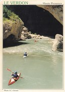 CANOES KAYAK A LA BAUME AUX PIGEONS/GORGES DU VERDON (dil304) - Cartes Postales
