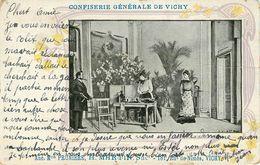 Dép 03 - Spectacle - Théatre - Publicité - Confiserie Générale De Vichy - La Veine - Variétés - état - Vichy