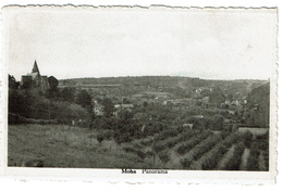 Moha - Panorama - Edit. Maison Lahaye, Moha - 2 Scans - Wanze
