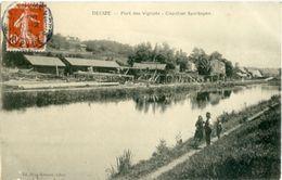 DECIZE Port Des Vignots Chantier Saintoyen - Decize