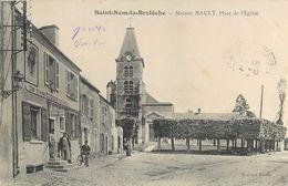 SAINT-NOM-LA-BRETECHE MAISON RAULT PLACE DE L'EGLISE 78 - St. Nom La Breteche