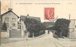 HARDRICOURT RUE GUILLAUME DE BEAUMONT 78 - Hardricourt