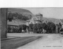 V10421 Cpa 88 Bussang - L'Eglise Et La Mairie - Bussang