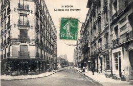 V10447 Cpa 92 Bécon - L'Avenue Des Bruyères - Francia
