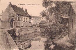 Dixmude Nr 5 Canal De Handzaeme Trekkkaart Nieuw. - Diksmuide