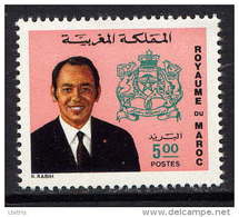 MAROC - N° 760** - S.M. LE ROI HASSAN II - Morocco (1956-...)