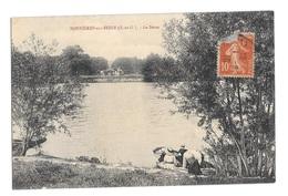 (15246-78) Bonnières Sur Seine - La Seine - Bonnieres Sur Seine