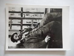CPSM - GUSTAVE COURBET - PORTRAIT DE GUSTAVE COURBET A SAINTE PELAGIE - MUSEE D'ORNANS - PHOTO VERITABLE -  R2882 - Peintures & Tableaux