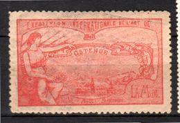 Ostende Exposition MH (bit Poor Condition) (b227) - Belgique