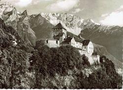 LIECHTENSTEIN-SCHLOSS VADUZ-CHATEAU - Liechtenstein