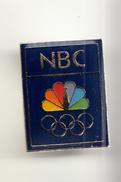 NBC-OLYMPIC,RADIO TV 25 Mm - Médias