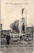 FRESNOY LE GRAND - Monument Dédié A Nos Enfants Morte Pour La France   (98065) - France