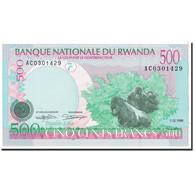 Rwanda, 500 Francs, 1998, 1998-12-01, KM:26a, NEUF - Rwanda