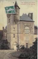 """NIVERNAIS - 58 - SAINT LOUP ( Environs De Cosne ) : Le Chateau - CPA Colorisée """" Vernie """"- Nièvre ST - Otros Municipios"""