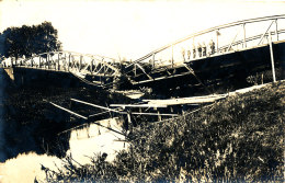 AF 868/ CARTE PHOTO  -POLOGNE - SILESIE  - INAUGURATION MAI 1921 - Polen