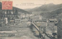 30 // LA LEVADE Le Pont, La Gare Et Les Taillades  5112 - Other Municipalities