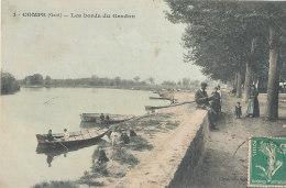 30 // COMPS   Les Bords Du Gardon  1 - France