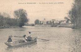 30 // Environs De Beaucaire,    Les Bords Du Gardon  Près COMPS - France