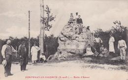 Fontenay-le-Vicomte/91/Roche D'amour/ Réf:C5209 - Autres Communes