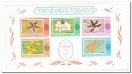 Trinidad & Tobago 1978, Postfris MNH, Flowers, Orchids - Trinidad En Tobago (1962-...)