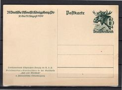 1939 Elchkopf Michel P280 Mint (r77) - Postwaardestukken