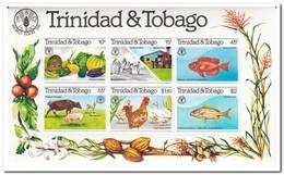 Trinidad & Tobago 1981, Postfris MNH, Food - Trinidad En Tobago (1962-...)