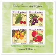 Tunesië 2009, Postfris MNH, Fruit - Tunesië (1956-...)