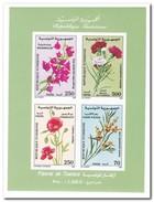 Tunesië 1999, Postfris MNH, Flowers - Tunesië (1956-...)