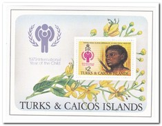 Turks & Caicos 1979, Postfris MNH, Year Of The Child - Turks- En Caicoseilanden