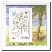 Tuvalu 1987, Postfris MNH, Plants - Tuvalu
