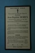 Jean-Baptiste Dujeux Bièvre  1923 /8/ - Devotion Images