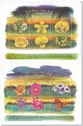 Tuvalu 1999, Postfris MNH, Flowers - Tuvalu