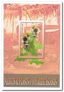 Tuvalu 2005, Postfris MNH, Flowers - Tuvalu