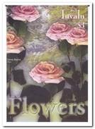Tuvalu 2003, Postfris MNH, Flowers, Roses - Tuvalu