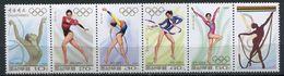 Korea 1994 Corea / Olympic Games Gymnastics MNH Juegos Olímpicos Gimnasia Olympische Spiele / Cu4028  40-18 - Juegos Olímpicos