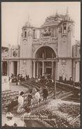 Decorative Arts Palace, Franco-British Exhibition, 1908 - Valentine's RP Postcard - Exhibitions