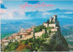 SAINT  MARIN ,  San  Marino ( Timbre  Ferrari) - Saint-Marin