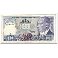 Turquie, 1000 Lira, 1986, KM:196, TTB+ - Turquie