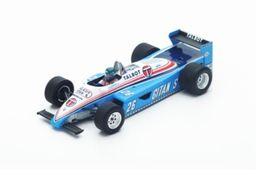 Ligier JS19 - Jacques Laffite - Monaco GP 1982 #26 - Spark - Spark