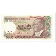 Turquie, 5000 Lira, 1985, KM:197, SUP - Turkey