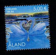 Aland 2017 Finland 100 Years  1v Complete Set ** MNH - Aland