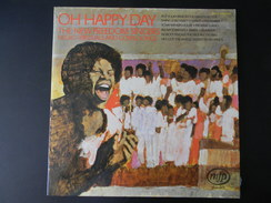 33 TOURS THE NEW FREEDOM SINGERS OH HAPPY DAY MFP 5445 - Gospel & Religiöser Gesang