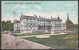 Clumber House, Dukeries, Worksop, Nottinghamshire, 1908 - Postcard - Other