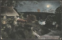 King Harry Passage, River Fal, Cornwall, 1904 - Valentine Postcard - Other