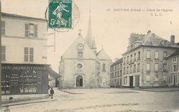 JOUY-EN-JOSAS PLACE DE L'EGLISE 78 - Jouy En Josas
