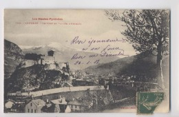 LOURDES - Le Fort Et Vallée D' Argelès - Lourdes