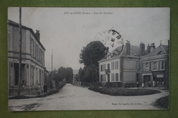 AIX-EN-OTHE (Aube) - Rue Du Bouchot - France