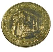 Domrémy La Pucelle - Jeanne D'Arc - 2010 - TTB - Cu-Alu-Ni - - Monnaie De Paris